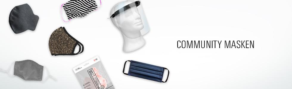 Community Masken