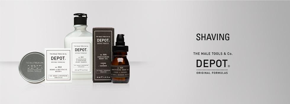 DEPOT Shaving