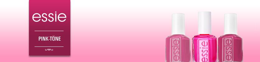 essie Pink-Töne