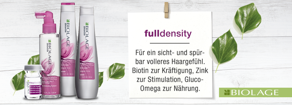 Biolage Fulldensity