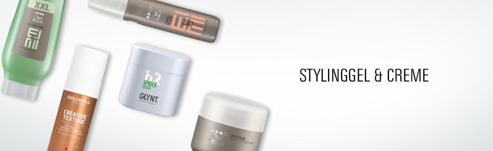 Styling-Gel & Creme