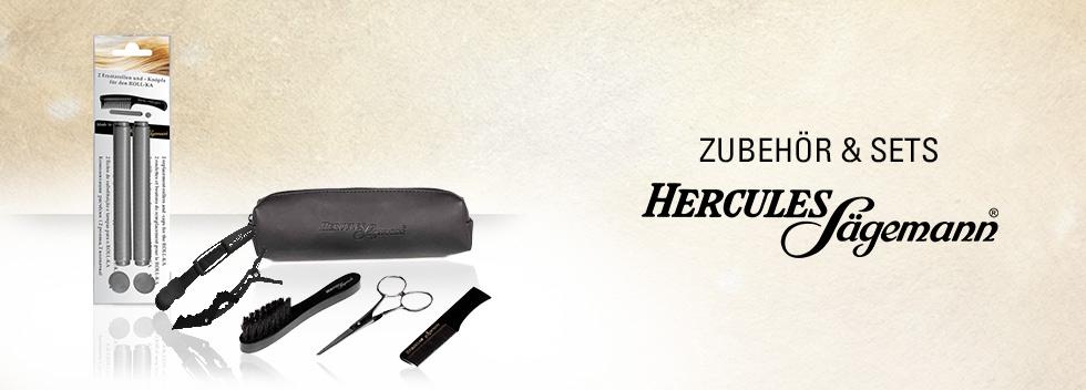 Hercules Sägemann Zubehör & Sets