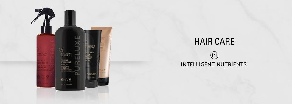 Intelligent Nutrient Hair Care