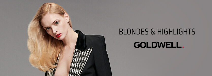 Goldwell Blonde and Highlights