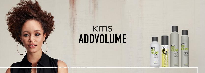 KMS Addvolume