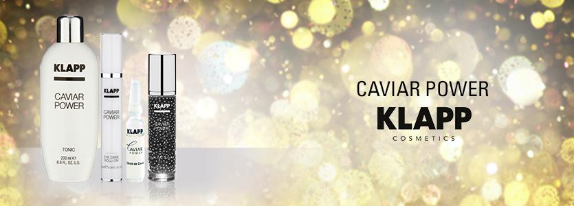 Klapp Cosmetics Caviar Power