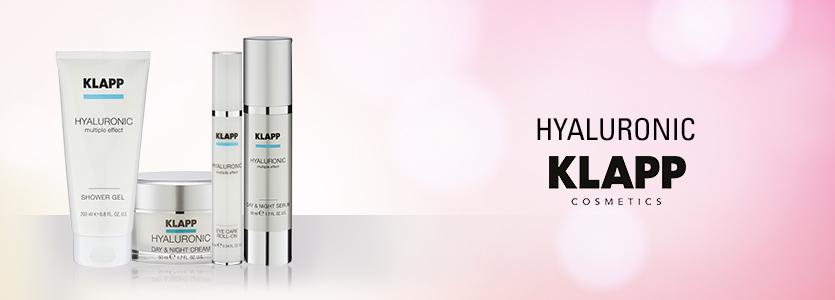 Klapp Cosmetics Hyaluronic