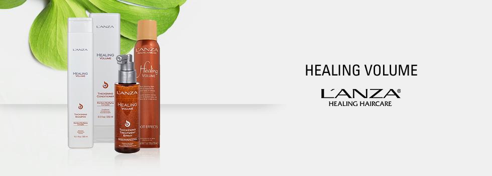Lanza Healing Volume