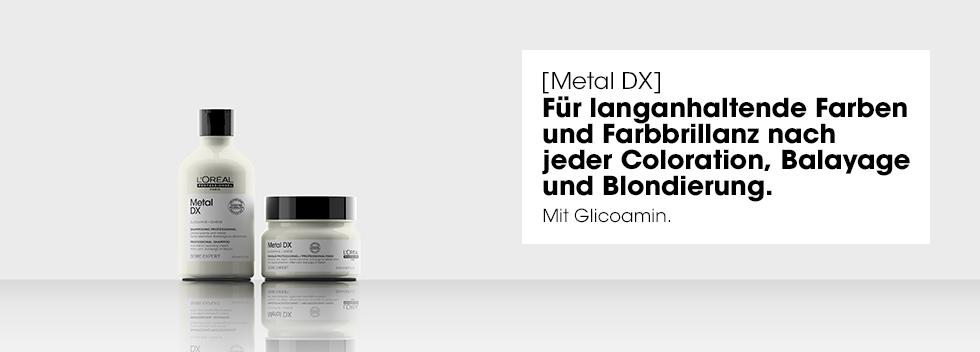 L'OREAL Metal DX