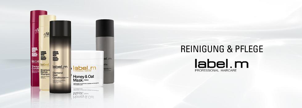 label.m Reinigung & Pflege