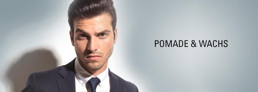 Pomade & Wachs