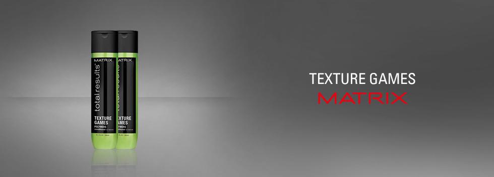 Matrix Texture Games