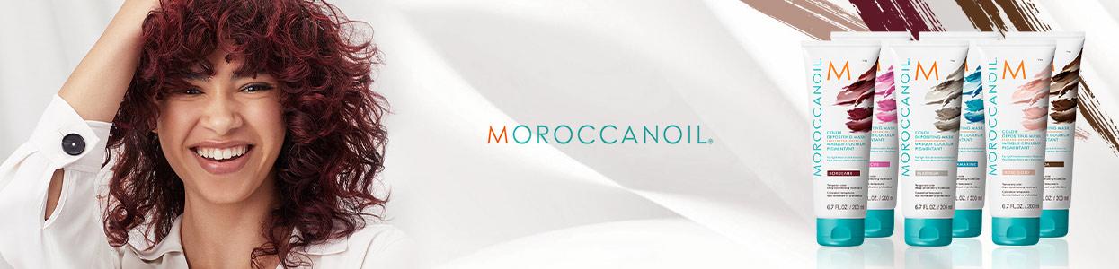 Moroccanoil Über Moroccanoil 2-in1 Depositing Farbmasken