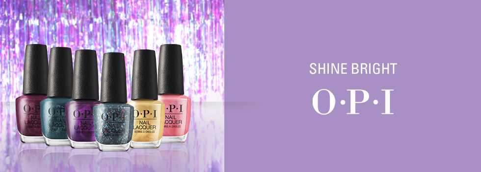 OPI Shine Bright