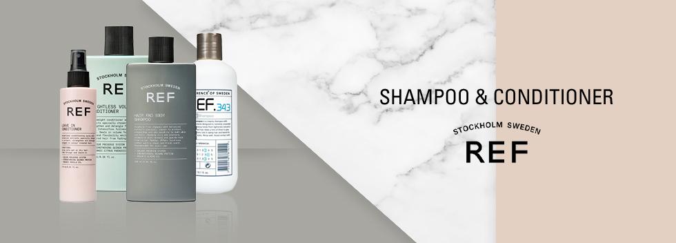 REF. Shampoo & Conditioner