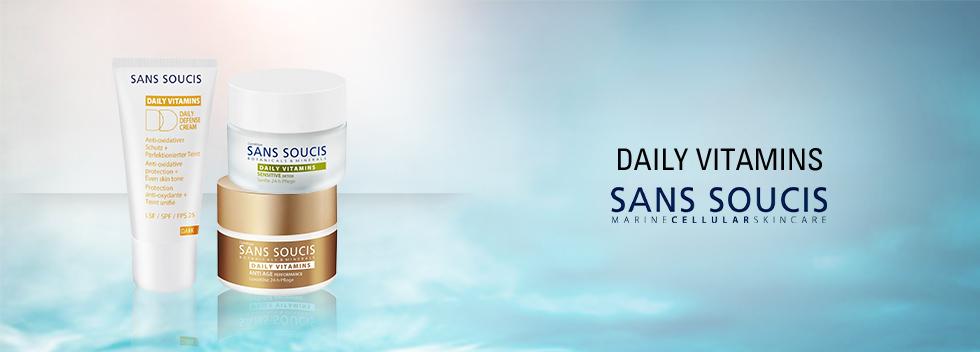 Sans Soucis Daily Vitamins