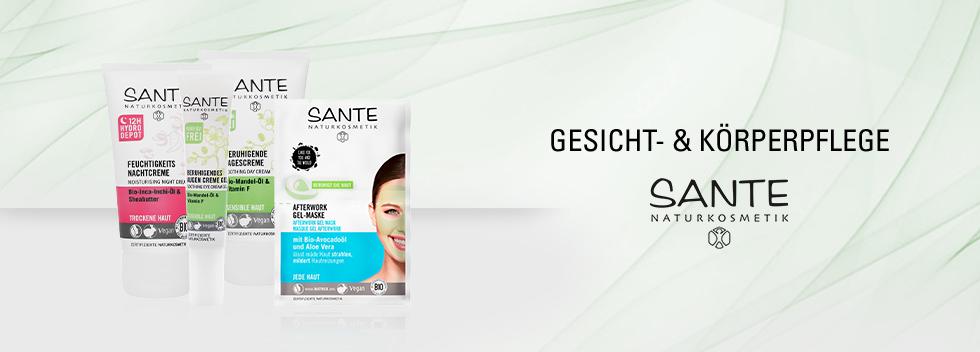 SANTE Gesichts- & Körperpflege