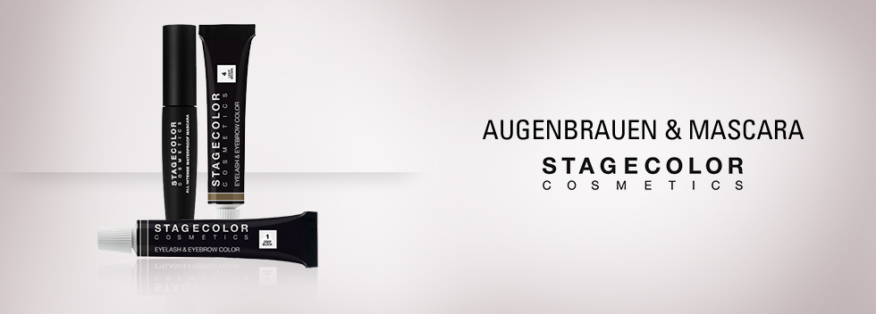 STAGECOLOR Cosmetics Augenbrauen & Mascara