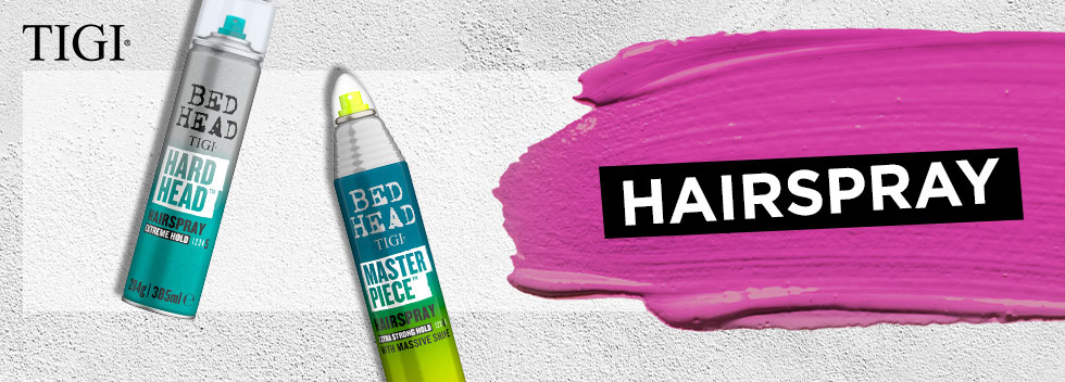 TIGI Hairspray