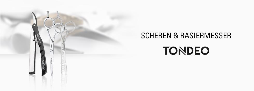 Tondeo Scheren & Rasiermesser