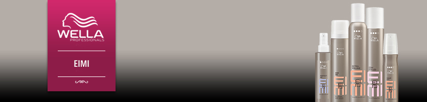 Wella EIMI - Professional Styling