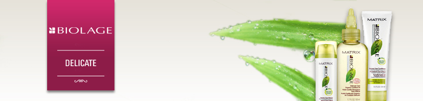 Biolage by Matrix Delicate