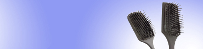 Denman Paddle-Bürsten