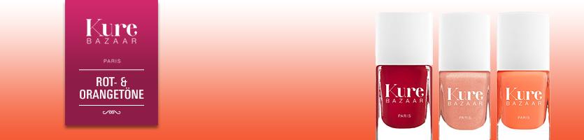 Kure Bazaar Rot- & Orange-Töne