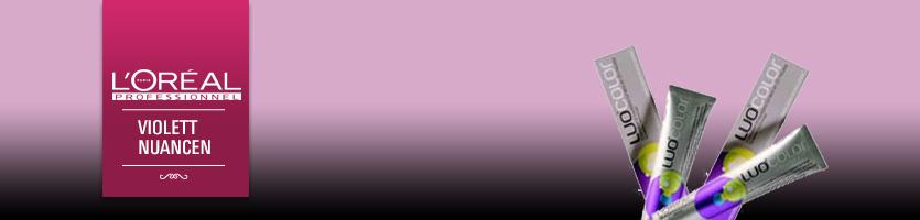 Violett Nuancen