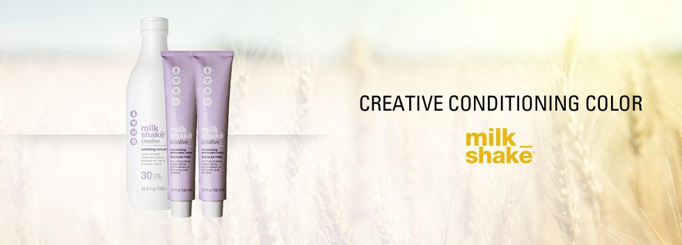 milk_shake Creative Conditioning Permanent Colour