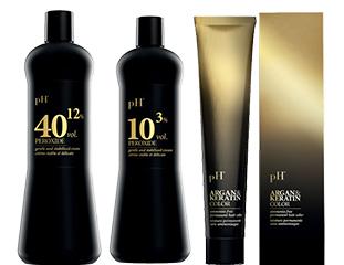 pH Haarfarben