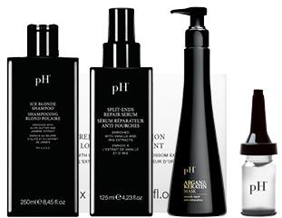 pH Haarpflege