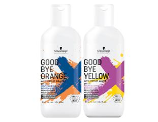 Schwarzkopf Goodbye Orange & Yellow