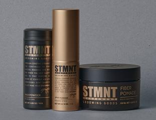 STMNT Grooming Goods Staygolds Collection