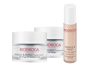 BIODROGA Energize & Perfect