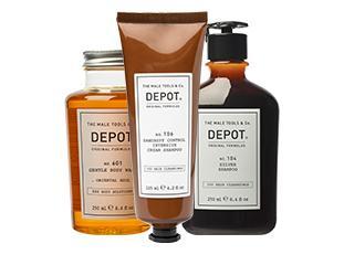 DEPOT Hair- & Bodycare