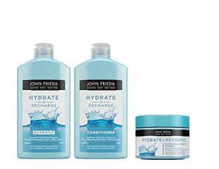 John Frieda Hydrate & Recharge