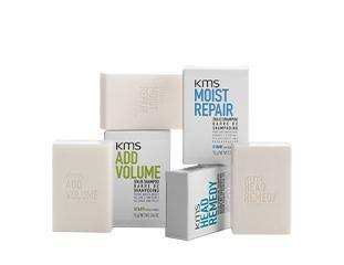 KMS Solid Shampoo Bar