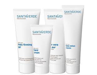Santaverde Körperpflege