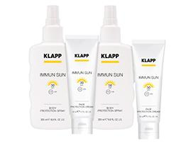 Klapp Cosmetics Immun Sun