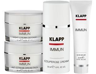 Klapp Cosmetics Immun