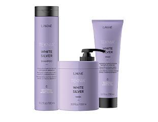 Lakme White Silver