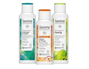 Lavera Haarpflege