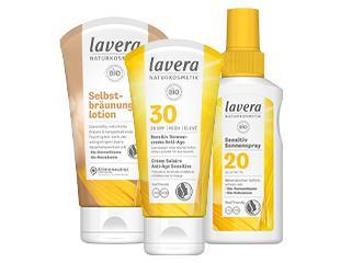 Lavera Sonnenpflege