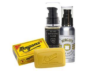 Morgan´s Bart- & Hautpflege