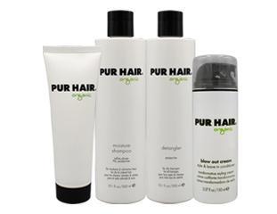 PUR HAIR. Organic