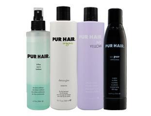 PUR HAIR. Pflege