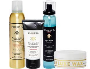 Philip B. Hair Styling