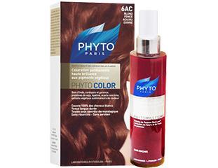 PHYTO Coloriertes Haar