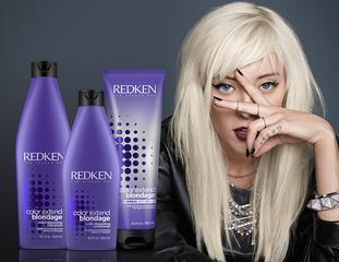 Redken Haarpflege für blondiertes Haar